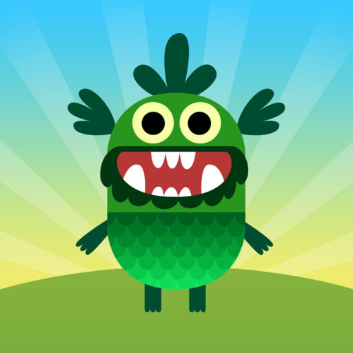【Android APP】Teach Your Monster to Read 和小怪獸一起享受閱讀的樂趣