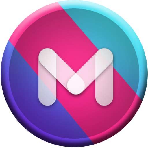 【Android APP】Morine – Icon Pack 給你的手機桌面來點不一樣的~Morine 圖標包