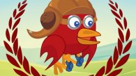 這是一款簡單的動作遊戲,適合打發時間,也適合小朋友玩。遊戲中玩家要引導紅色的小鳥往前飛行,途 […]