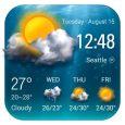 使用這款軟體讓使用者隨時隨地獲得天氣預測的信息。 獲取當地位 […]