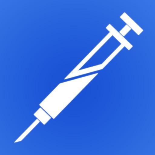 【iOS APP】Injection Tracker & Reminder 醫療注射通知幫助軟體~提醒注射