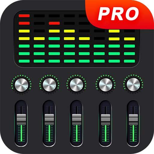 【Android APP】Equalizer FX Pro 音樂均衡器軟體