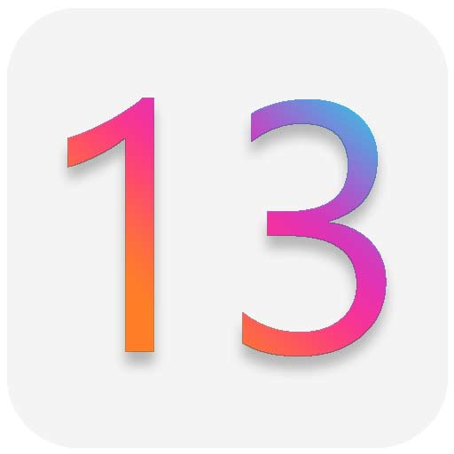 【Android APP】iOS 13 – Icon Pack 變身 iPhone 桌面~iOS 13風格圖標包