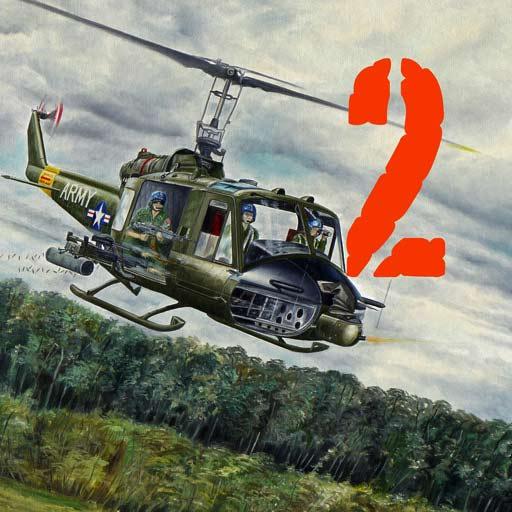 【Mac OS APP】Gunship II 武裝直升機 2