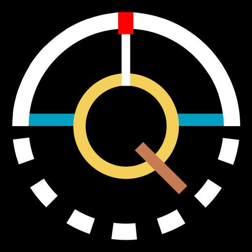 【iOS APP】Quickgets Geo: geodata widgets 地圖座標資料小工具
