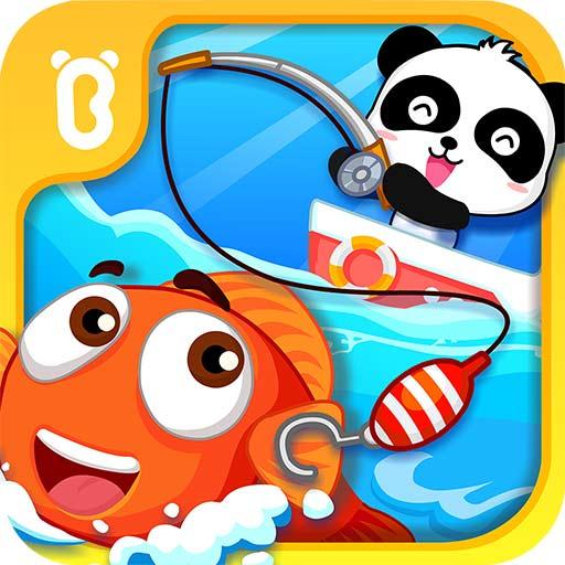 【Android APP】Happy Fishing- BabyBus 寶寶釣魚–寶寶巴士