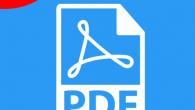 這款軟體可以將設備中的圖片影像轉換為PDF檔案,並有壓縮、加密、解密、合併、拆分、編輯、添加 […]