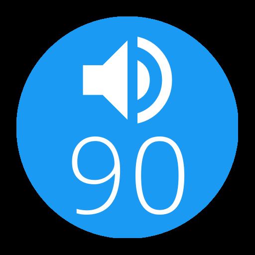 【Android APP】90s Music Radio Pro  90年代的音樂電台