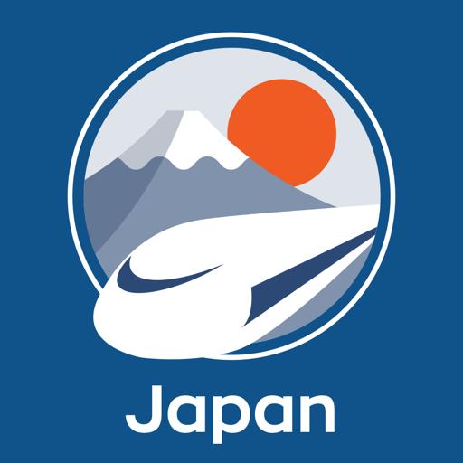 【iOS APP】Japan Travel – route, map, JR 日本旅遊~導航/地圖/JR