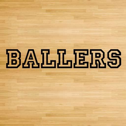 【iOS APP】Ballers Basketball Scoreboard 鮑爾斯籃球記分板