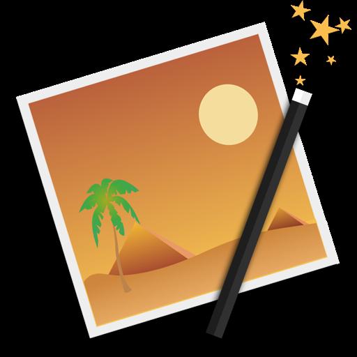 【Mac OS APP】Image Plus 圖像微調編輯軟體