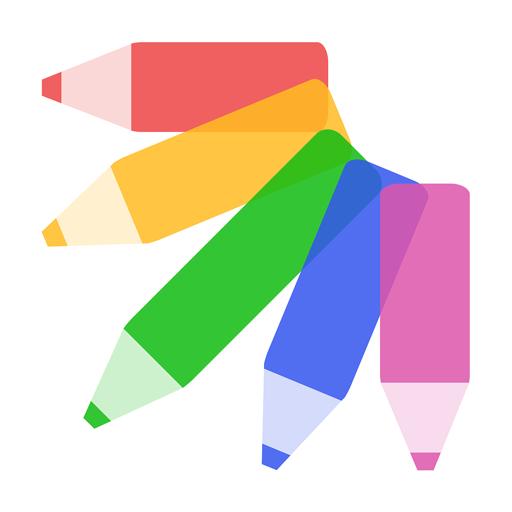【iOS APP】Colored Pencil 彩色鉛筆素描軟體
