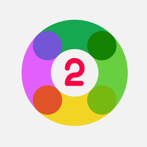 【iOS APP】Tayasui Color 2 奇幻世界著色書 2