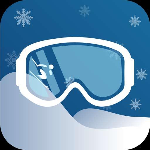 【iOS APP】Ski Tracker & Snow Forecast 滑雪追踪器和降雪預報