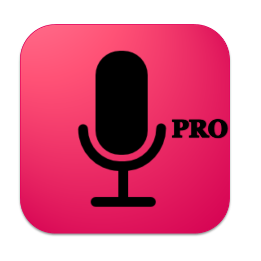 【Android APP】Voice Recorder for Android PRO 聲音錄音筆