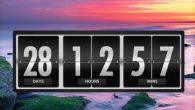 這款軟體以簡單方法幫你倒數計時你的假期或人生中其他重要日子,看看再多少天,多少小 […]