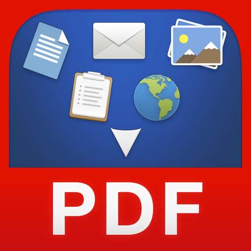 【iOS APP】PDF Converter by Readdle 將各種檔案轉換為PDF的工具