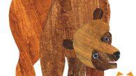 """紀念埃里克·卡爾(Eric Carle)的經典暢銷書 """"Brown Bear, Brown  […]"""