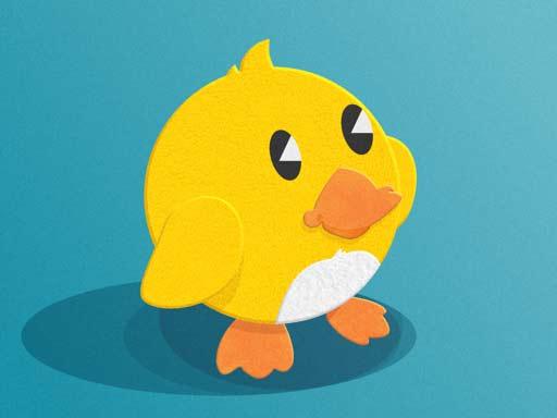 【iOS APP】Duckling Duck 小鴨鴨  iMessage 貼圖包
