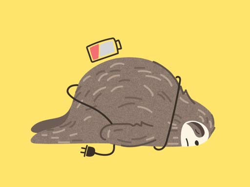 【iOS APP】It's a Sloth Life Stickers 懶懶人生~樹懶  iMessage 貼圖包