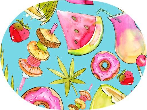 【iOS APP】California Summer Stickers 加州夏季的熱情夏日沙灘 iMessage 貼圖包