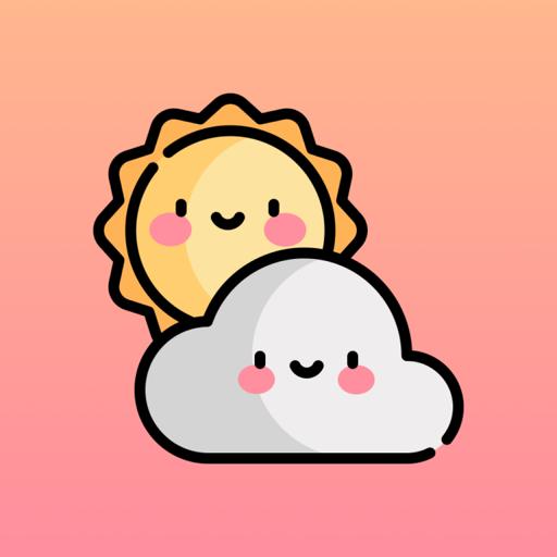 【iOS APP】CuteWeather: weather widget 萌萌噠天氣預報軟體