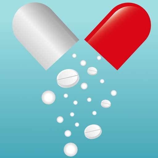 【iOS APP】My Pills Reminder 服用藥物時間提醒