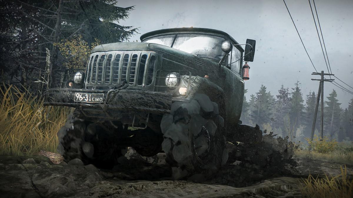 【限時免費】超刺激《MudRunner》汽車越野模擬遊戲放送中, 12 月 4 日晚上 11 時前快領取!