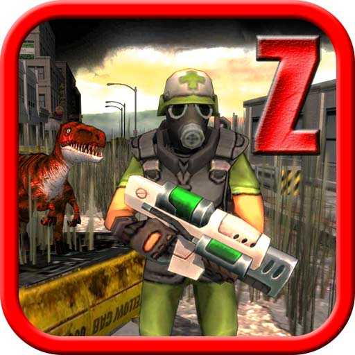 【iOS APP】Hero Shooter 殭屍獵手射擊遊戲