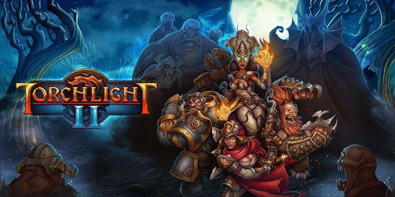 【限時免費】RPG 動作遊戲《 Torchlight II 火炬之光 2 》放送中,2021 年 1 月 1 日午夜 00:00 前領取