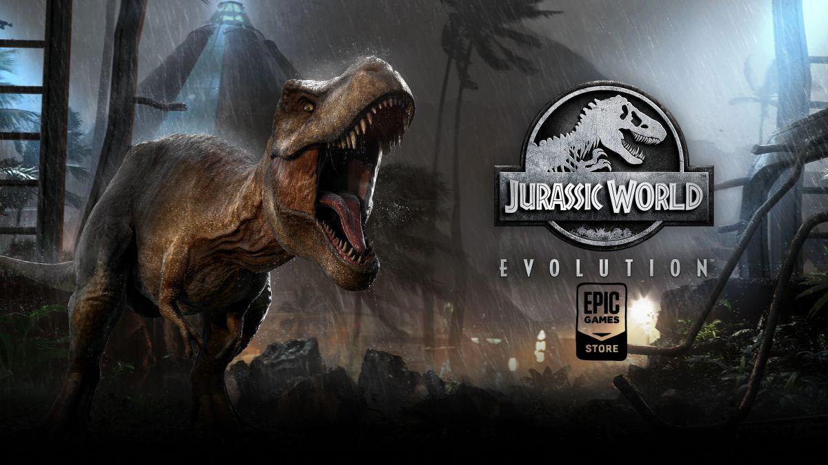 【限時免費】模擬經營遊戲《 侏儸紀世界:進化 》放送中,2021 年 1 月 8 日午夜 00:00 前領取