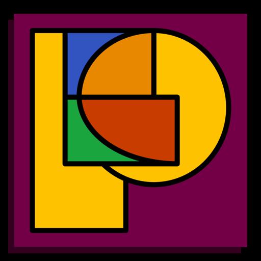 【Mac OS APP】Primitive 透過將圖片轉化為各種形狀,製作出有層次感的繪圖風格圖片