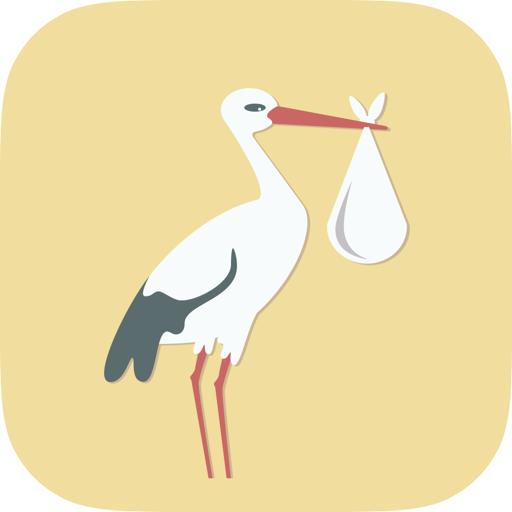 【iOS APP】Namy – baby names 幼兒英文命名轉輪
