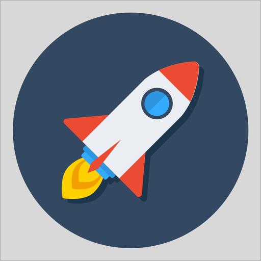 【iOS APP】Stock Rocket Calculator 簡單的利潤/虧損計算器~火箭股票計算器
