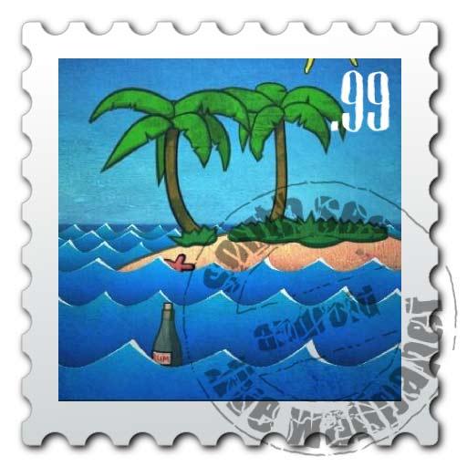 【iOS APP】Paper Ocean Live Wallpaper 熱情的南洋島嶼動態壁紙