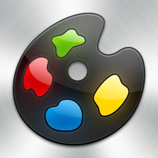 【iOS APP】ArtStudio for iPad -Paint&Draw 繪畫和編輯照片 iPad 版