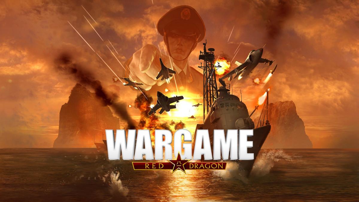 【限時免費】即時戰略《Wargame: Red Dragon 火線交鋒:赤色巨龍》放送中,2021 年 3 月 12 日午夜 00:00 前領取