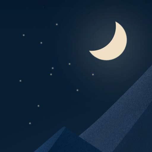 【iOS APP】CampNight – Sleep Sounds 露營之夜~睡眠輔助軟體