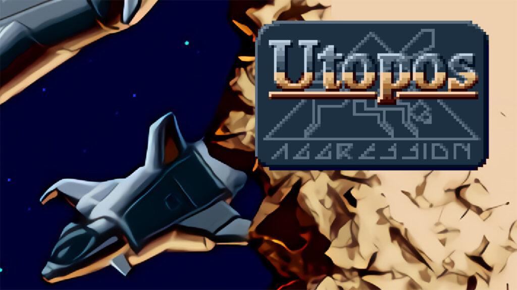 【限時免費】Steam 快閃放送太空飛船捲軸射擊遊戲《Utopos》,2021 年 4 月 22 日午夜 01:00 前領取