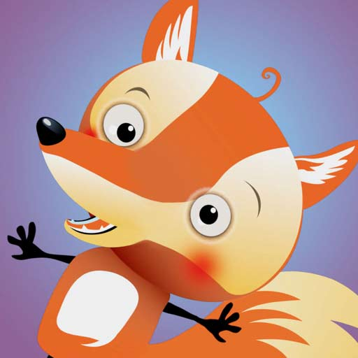 【iOS APP】P is for Fox 孩子們的ABC冒險~小狐狸福克斯