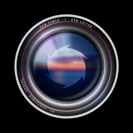 【iOS APP】RAW Power 圖片編輯器和管理器