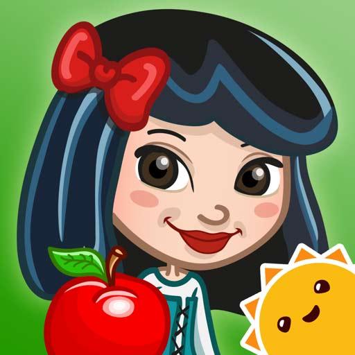 【iOS APP】StoryToys Snow White 白雪公主立體故事書