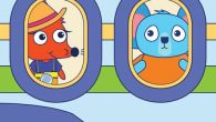 在《EduKid》這款遊戲中,可愛的動物角色將前往機場開始愉快的旅程。 通過執行 […]