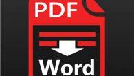 《PDF to Word Converter》借助最新的OCR技術將PDF轉換為 […]