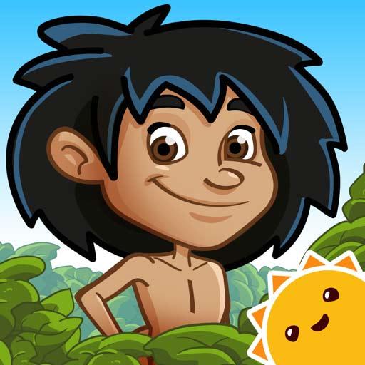 【iOS APP】StoryToys Jungle Book 森林泰山立體故事書
