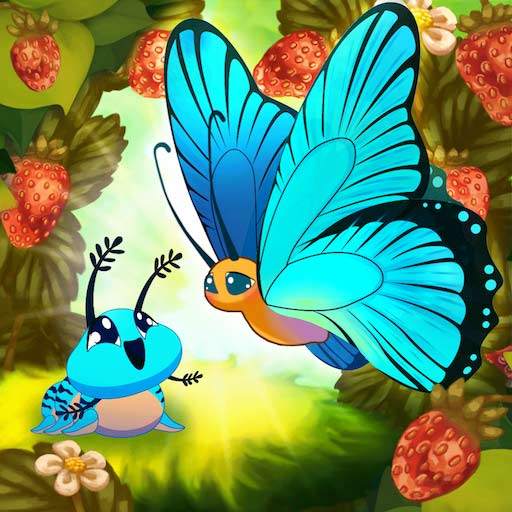 【Android APP】《Flutter: Butterfly Sanctuary》 生態遊戲:蝴蝶保護區