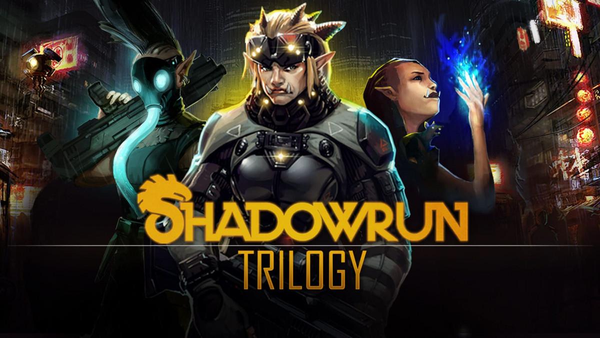 【限時免費】GOG 平台放送《Shadowrun Trilogy 暗影狂奔三部曲》,2021 年 6 月 28 日晚上 9 點前領取