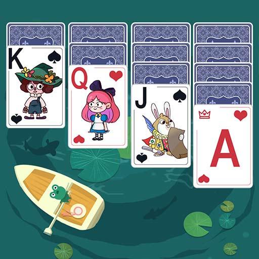 【Android APP】Theme Solitaire Tripeaks Tri Tower PV 主題紙牌PV : 玩紙牌遊戲並裝飾塔樓!