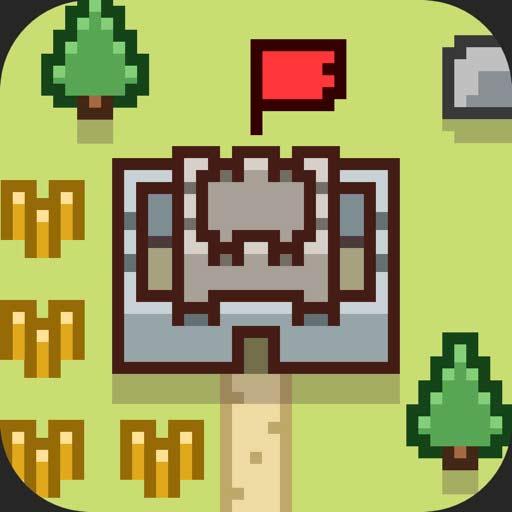 【iOS APP】Land and Castles 即時戰略遊戲~土地與城堡