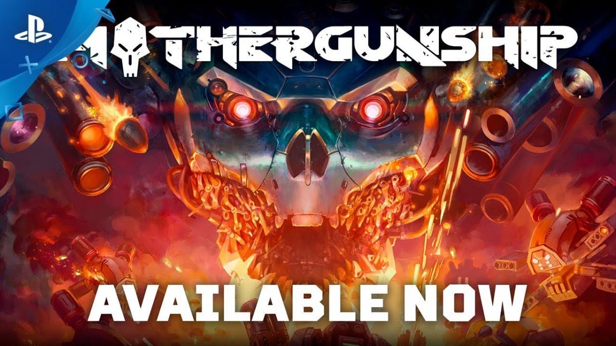 【限時免費】第一人稱射擊遊戲《Mothergunship》和射擊遊戲《Train Sim World 2》放送中,2021 年 8 月 5 日 23:00 前領取